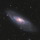 Messier 106,                                Riccardo Balia