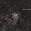 NGC2070 - Tarantula Nebula,                                Warren