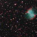 M27 Dumbbell Nebula-HDR,                                Adel Kildeev