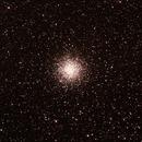 Messier M55 - NGC6809 - Globular Cluster in Sagittarius ,                                Geoff Scott