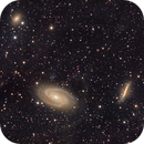 M81, M82 and NGC3077,                                Alessandro Cavallaro