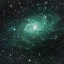 M33, Messier 33, Triangulum galaxy, NGC 598,                                khulzad