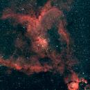 IC1805 - Heart Nebula,                                Thierry Hergault