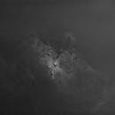 Eagle Nebula - Ha Data,                                Dren