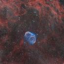NGC6888 The Crescent Nebula,                                Masahiro Takahashi
