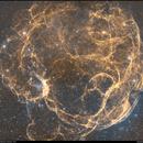 Simeis 147 - Spaghetti Nebula,                                Satwant Kumar