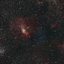 Bubble N, Messier 52, NGC 7538,                                Bruce Donzanti