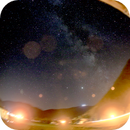 All bad happenings in one picture of the milky way,                                nonsens2