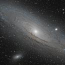M31,                                Eddyspaghetto