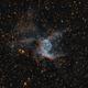 NGC 2359 - Thor's Helmet,                                Lorenzo Siciliano