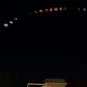 Lunar Eclipse Panorama,                                Michael Southam
