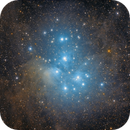 Messier 45,                                Roberto Colombari