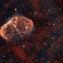 NGC 6888,                                Andy Ermolli