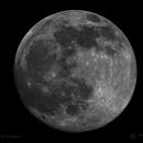 Moon on 27.01.2021.,                                Almos Balasi