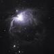 Messier 42 - Orion Nebula (O-III),                                Rich Sky