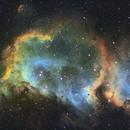 Soul Nebula,                                Callum Wingrove