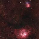 M8-M20,                                Astro_Romain