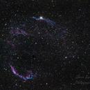 Veil Nebula Complex,                                Glenn Bargabus