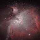 M42 #daswetterhatcorona,                                Peter Schmitz