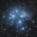 M45 Pleiades,                                Luca Fornaciari