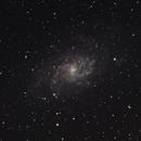 M33 - LRGB,                                Ken Sturrock