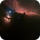 Horsehead and Flame Nebulas,                                Patrick Ditterline