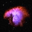 NGC-281 Pacman Nebula,                                Baz Beswick