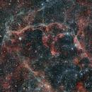 Vela SNR NGC2626 NGC2659 NGC2671,                                Michel Lakos M.