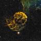 IC443 en SHO,                                Georges