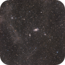M81 and M82 including surrounding area (wider view),                                Lee B