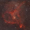 IC1805, Heart Nebula,                                Maria Pavlou