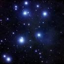 Pleiades M45,                                Alastairmk