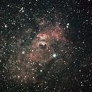 Bubble Nebula,                                Ed Magowan