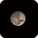 Mars on 2020-10-7,                                Torben van Hees