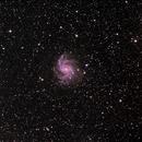 NGC 6946 LRGB,                                Jaime Alemany