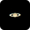 Saturn at opposition-August 3, 2021-ACF-ADC,                                Adel Kildeev