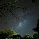 Milky Way center - Brazil,                                Leandro Fornaziero