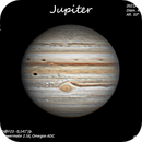 Jupiter and Io - 2021/9/13,                                Baron