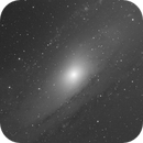 The secret life of Andromeda's core,                                kskostik