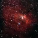 NGC 7634 Bubble Nebula,                                Mike Shields