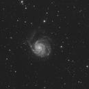 Messier 101,                                Dean Jacobsen