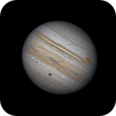 Jupiter , Callisto, Outbreaks and GRS,                                Ecleido Azevedo