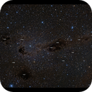 LDN1399/1400 - snapshot of rarely imaged dark nebulosity,                                Göran Nilsson