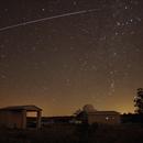 ISS y meteoro,                                J_Pelaez_aab