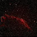 NGC 6992 - Nebulosa Velo,                                AstroIronMan