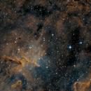 IC1805 H+SII-Ha-OIII,                                Emilio Zandarin