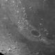 Cratere Plato, Alpes e Mare Imbrium,                                Giuseppe Focacetti