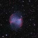 M 27_Dumbell Nebula,                                J_Pelaez_aab