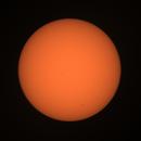 Sonnenfleck AR2767 und AR2768 (Solar Cycle 25),                                wittinobi