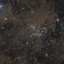 NGC 1342 Dusty Cluster in Perseus,                                Alberto Pisabarro